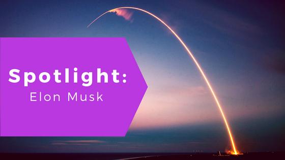 Aaron Sansoni - Elon Musk Blog Header